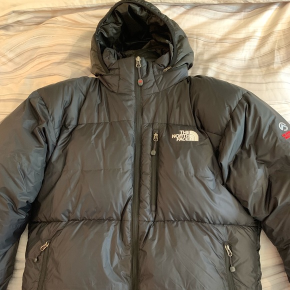 c63109c2d The North Face Summit Series Hooded Down Jacket